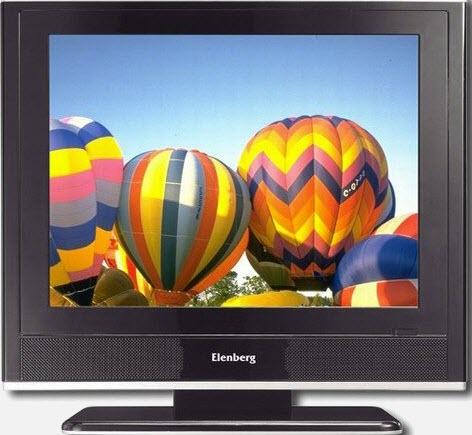 Ремонт телевизора ELENBERG