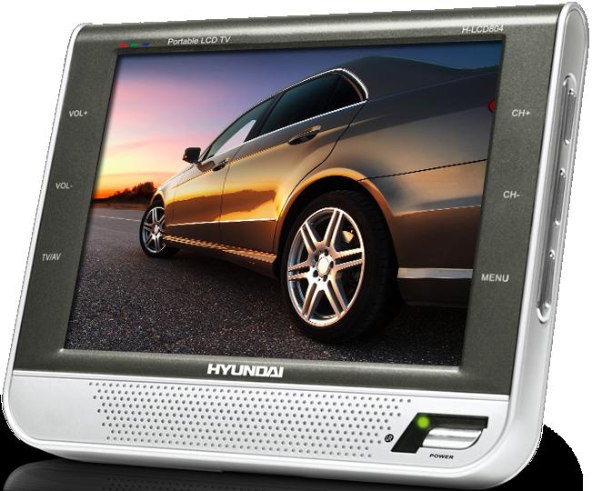 HYUNDAI H-LCD804