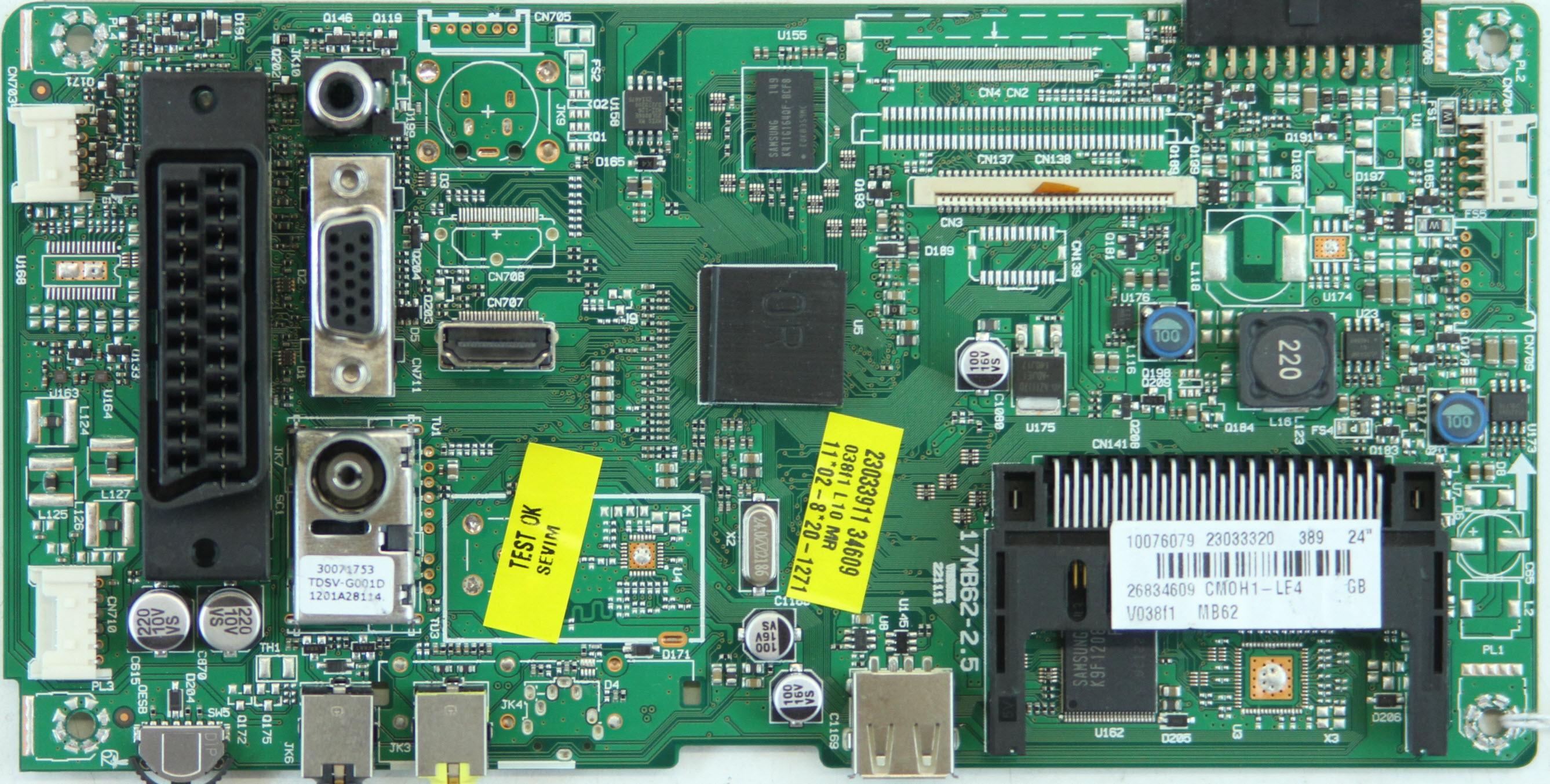 Toshiba 40lv833rb скачать прошивку