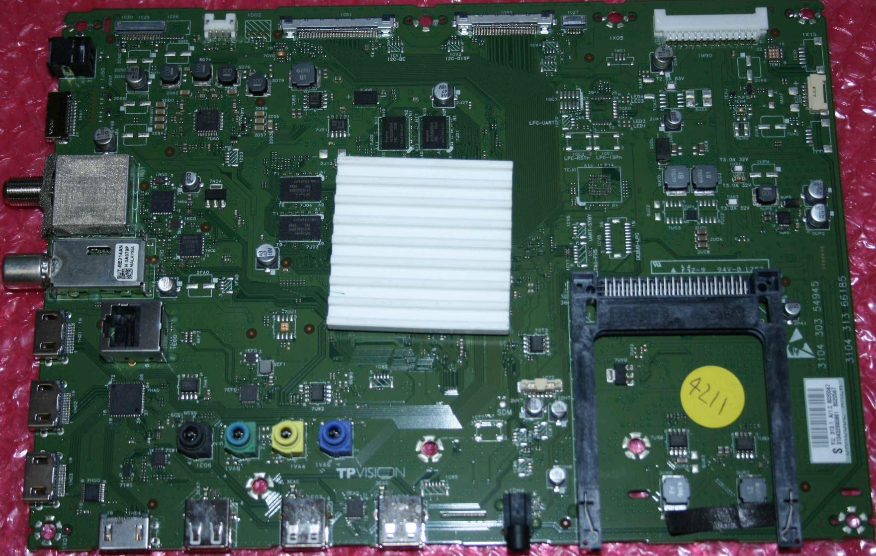инструкция для телевизора филипс 6008