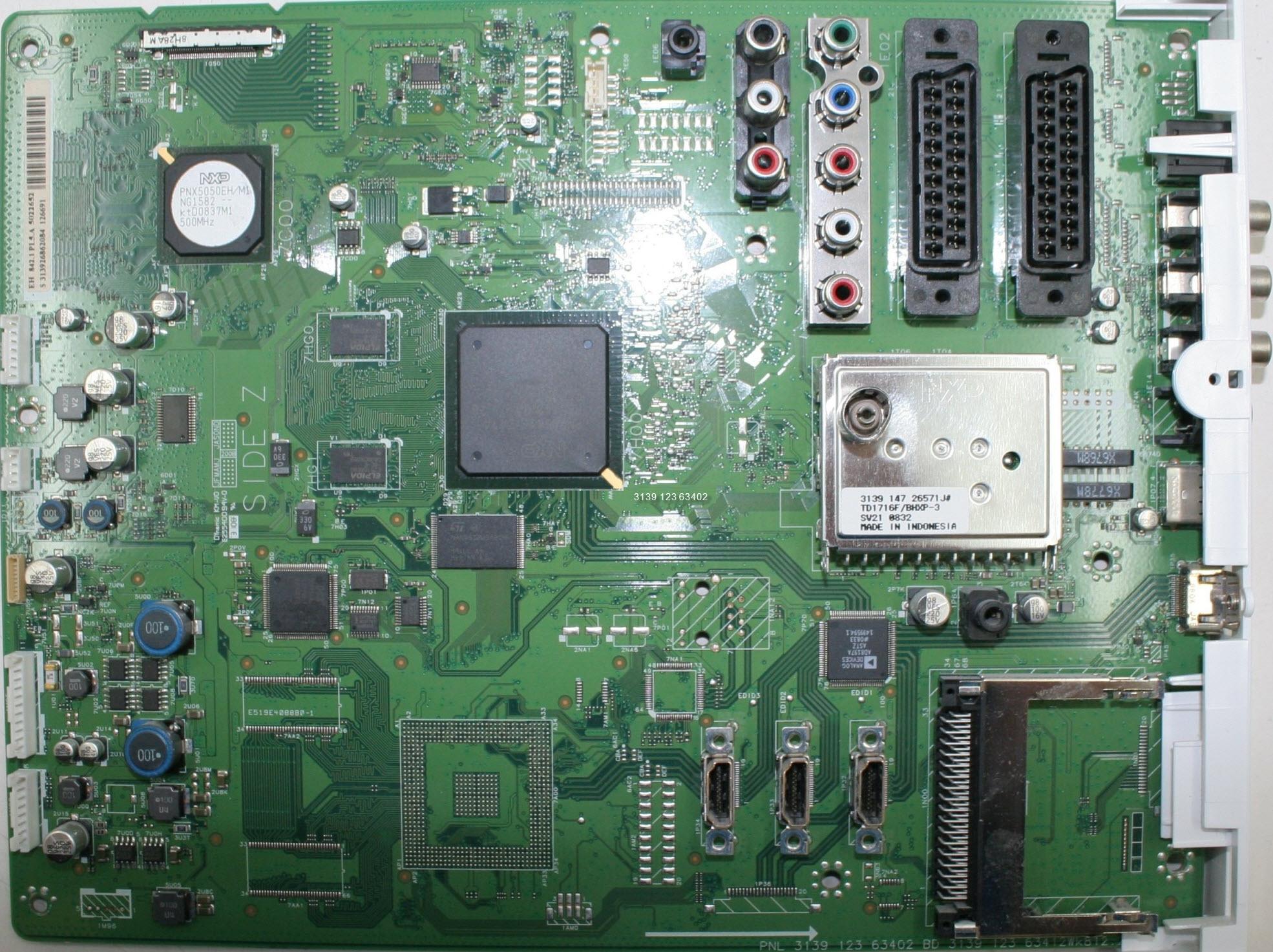 philips a q552 телевизор инструкция