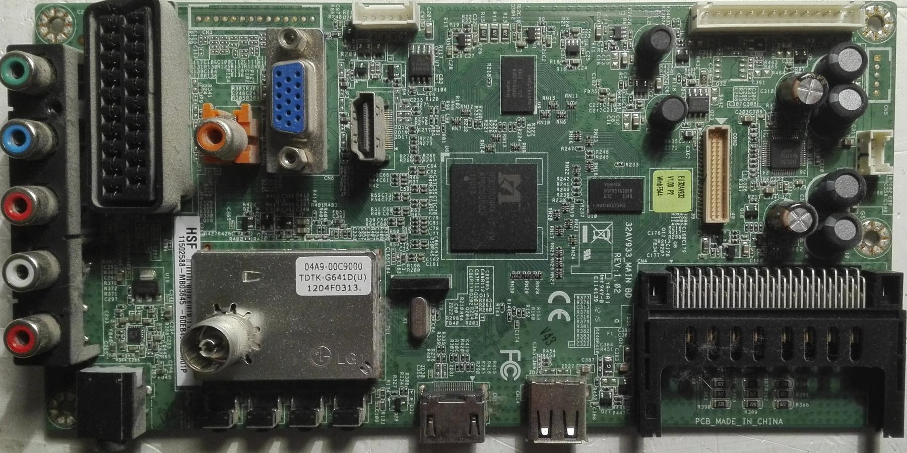 Toshiba 40lv933rb прошивка слитую скачать
