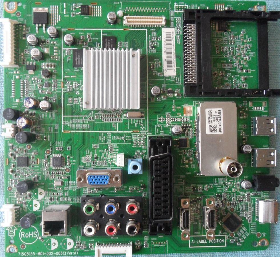 как настроить цифровые каналы на philips 32pfl3107h 60 инструкция
