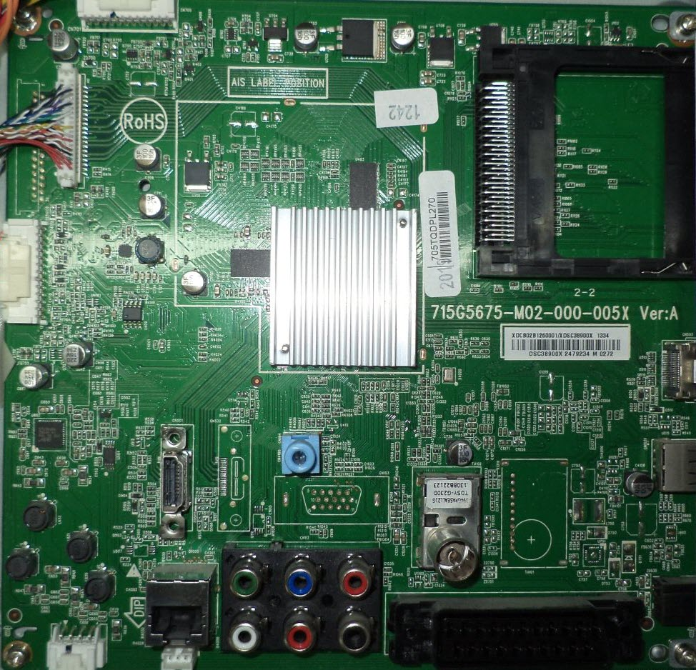 troubleshooting philips 40pfl7007t