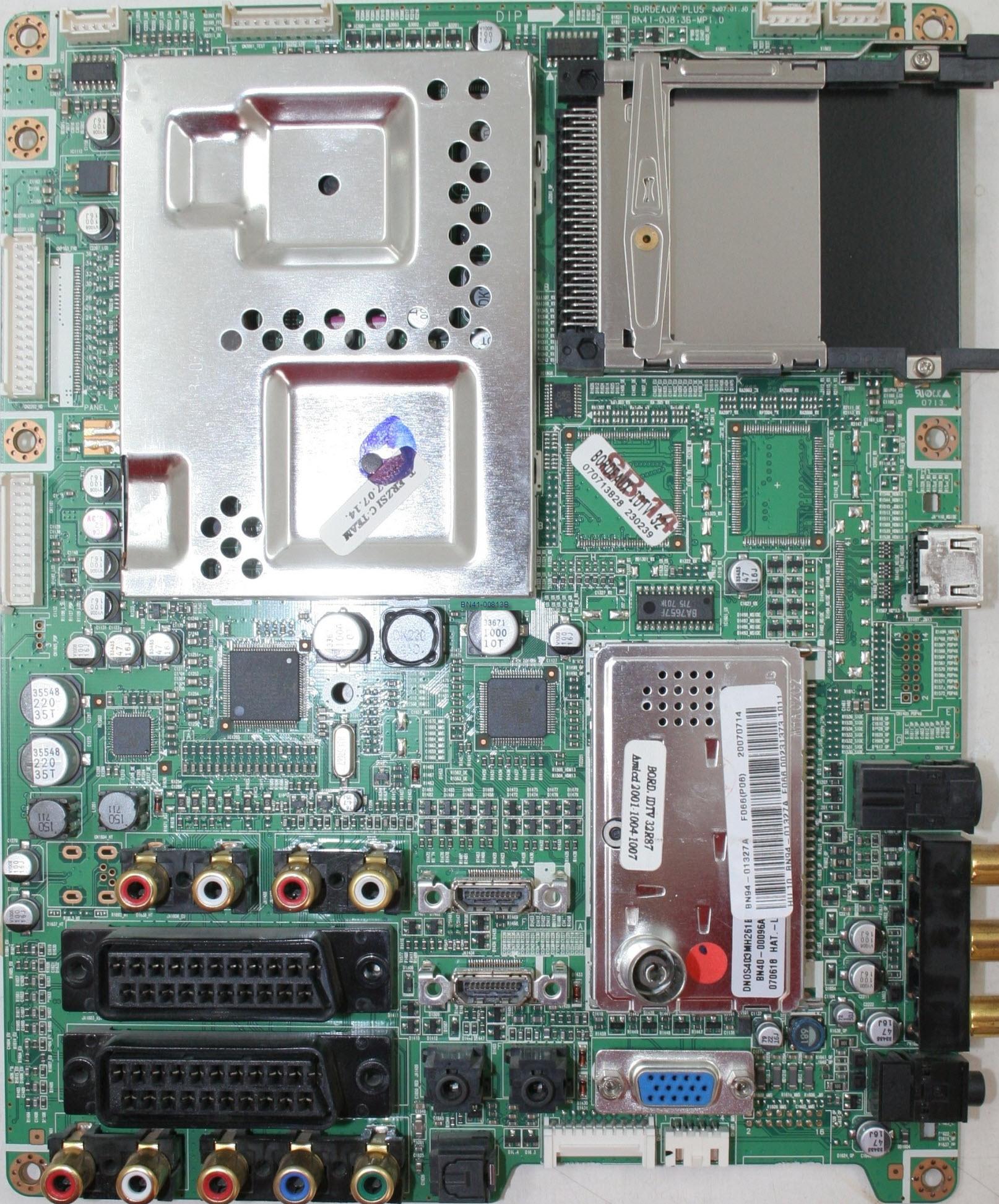Samsung le40m87bd схема