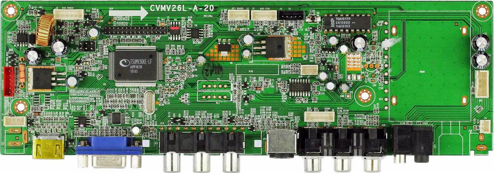 Supra stv-lc1515w схема