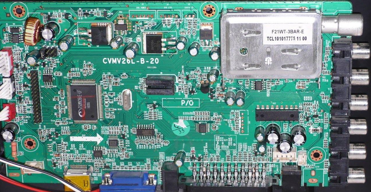 Cvmv26l b 20 схема