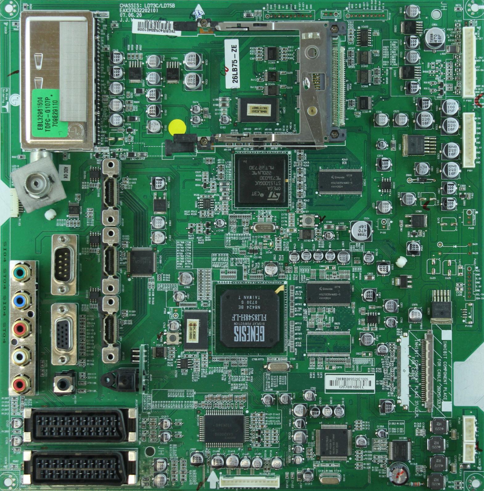 lg 42le4500 инструкция по пользованию