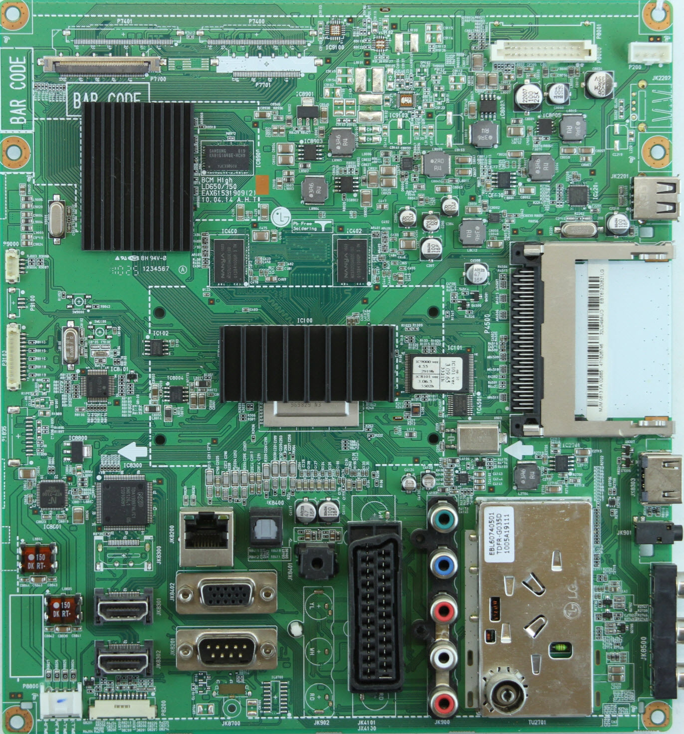 Lg 42ld455-za. Ремонт, схема, сервис.