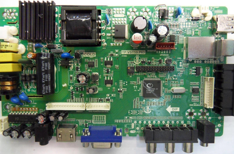 Rubin rb-19sl1u схема