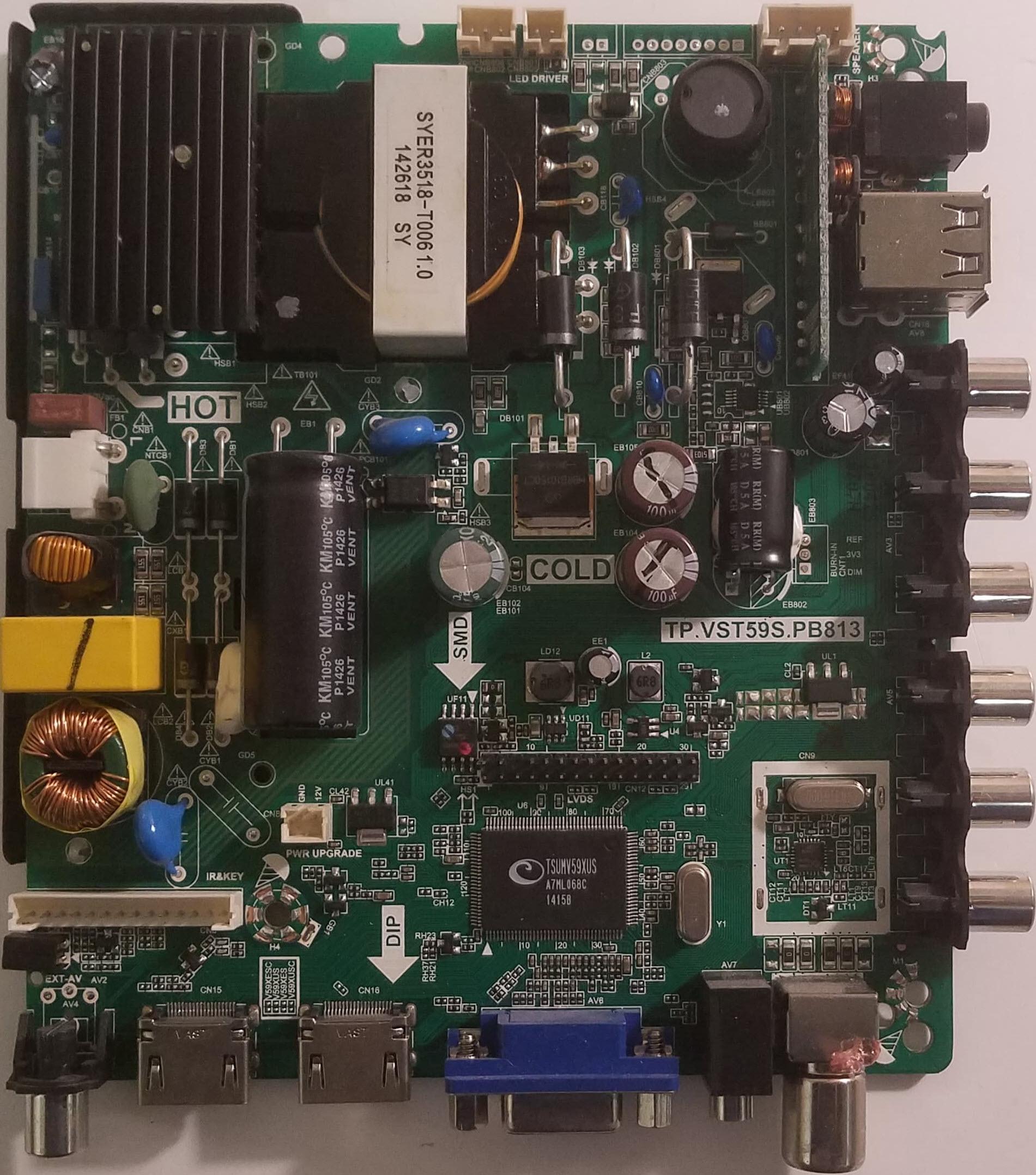 Mip260b rev 1.8 схема