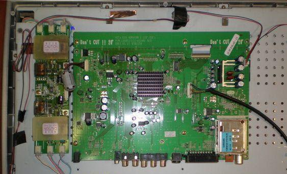 Ремонт AKAI LT-20Q6LV