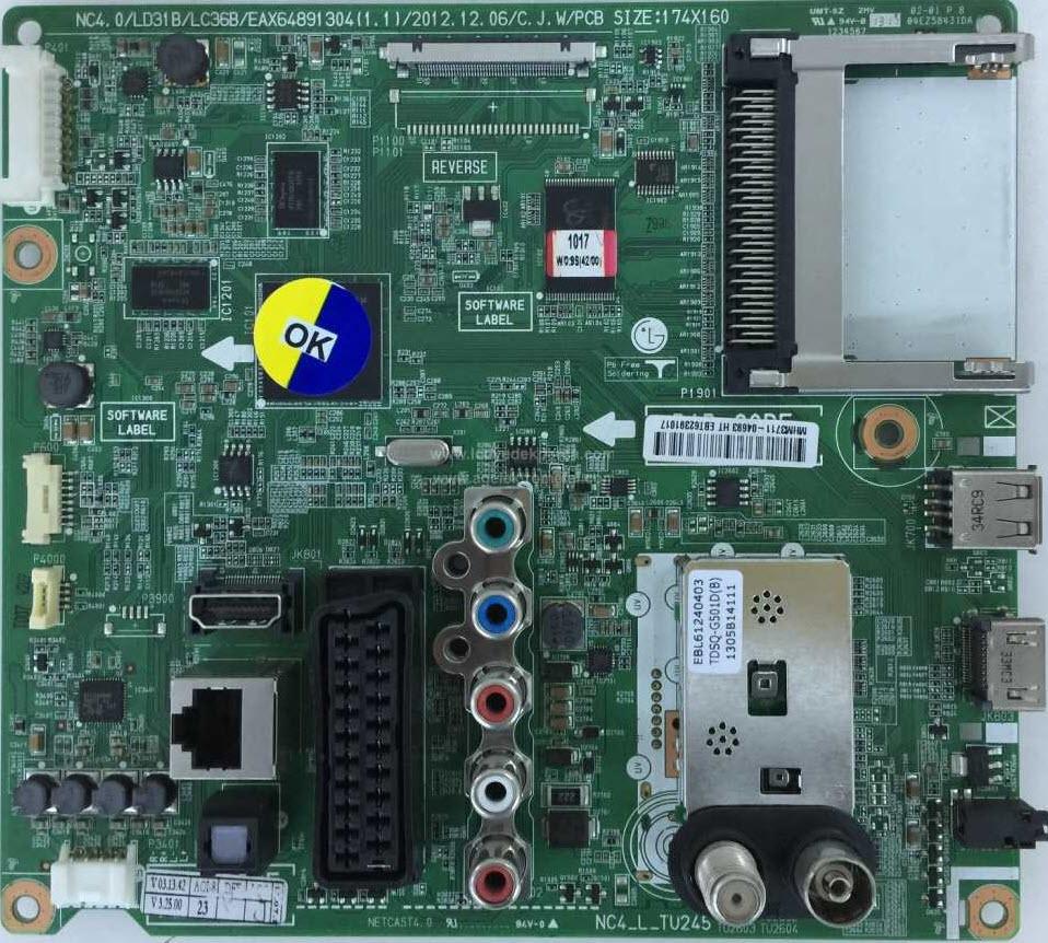 LG 32LN540N-ZA  Ремонт, схема, сервис
