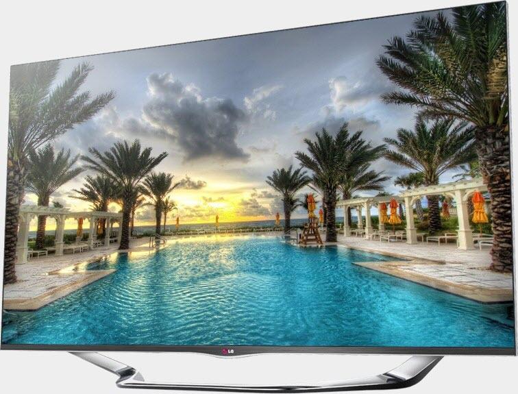 Ремонт телевизора LG 42LA691V