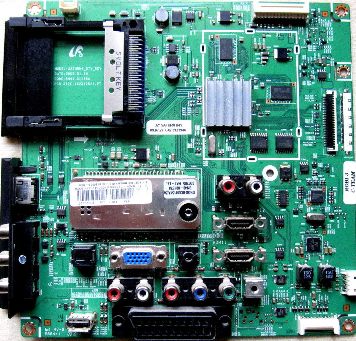 Bn A on Lcd Tv Power Supply Schematic Diagram