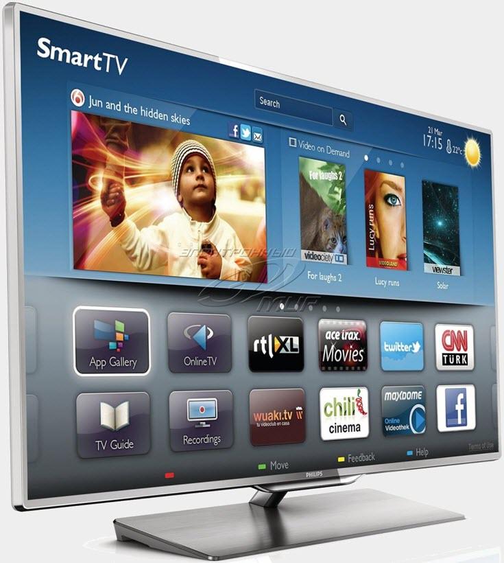 Smart tv philips инструкция