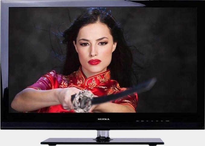 компоненты телевизора