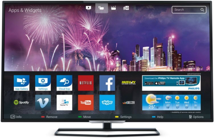 телевизор Philips 6500 Series Smart Led Tv инструкция - фото 6